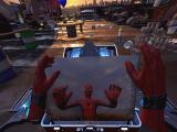 Spider-Man: Homecoming - Virtual Reality Experience PlayStation 4 Looking at myself in the mirror