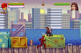 Daredevil Game Boy Advance Duel with Elektra
