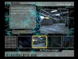 Ghost in the Shell: Stand Alone Complex PlayStation 2 The menu to continue a game