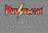Pulseman Genesis ...and a matching title screen
