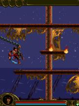 Prince of Persia: Warrior Within J2ME Swinging a chain