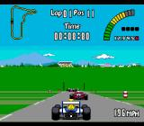 Nigel Mansell's World Championship Racing Genesis Grassy level