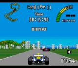 Nigel Mansell's World Championship Racing Genesis Urban level