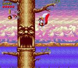 Mr. Nutz Genesis Jumping on trees with angry faces