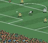 FIFA 2000: Major League Soccer Game Boy Color Goal Celebration
