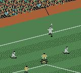 FIFA 2000 Game Boy Color Throw In