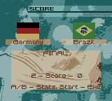 FIFA 2000: Major League Soccer Game Boy Color Match Summary