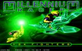 Millennium Racer: Y2K Fighters Windows Title Screen