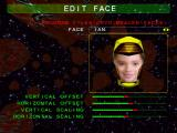 Millennium Racer: Y2K Fighters Windows Face editor, use your face (or you're son's) for your racer.
