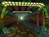 Millennium Racer: Y2K Fighters Windows Multi-tiered track.