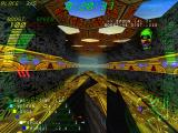 Millennium Racer: Y2K Fighters Windows Gold track on higher levels of track is a faster surface.