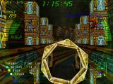 Millennium Racer: Y2K Fighters Windows Jump through boost rings to add boost time for your self-activated boosters.