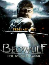 Beowulf: The Mobile Game J2ME Title screen