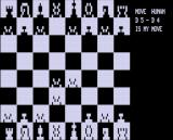 Chess TRS-80 Struggle for control over the center