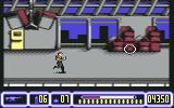 Die Hard 2: Die Harder Commodore 64 Stage 2