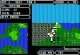 Lee Trevino's Fighting Golf Apple II Shooting for the Green