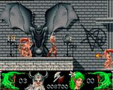 Deliverance: Stormlord II Amiga Just another symbol of a religious cult