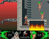 Deliverance: Stormlord II Amiga These faeries will get burnt to a crisp soon
