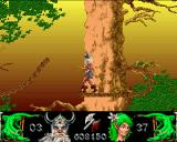 Deliverance: Stormlord II Amiga These bridges are alive