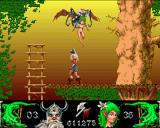 "Deliverance: Stormlord II Amiga ""Put the girl down at once. She's mine."""