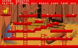 Chuckie Egg Amiga Collect twelve eggs to finish each level