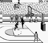 NBA Jam Game Boy Serious hang time