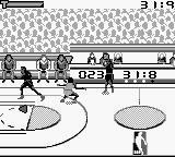 NBA Jam Game Boy Playing defence