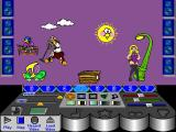 Lenny's Music Toons Windows 3.x Choose music, dancers, musicians, props, etc. for your video