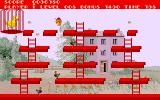 Chuckie Egg Amiga Last level is quite easy compared to previous