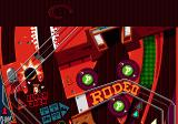 Psycho Pinball Genesis Middle portion of Wild West, the bullet on the left launches your ball at high speed.