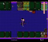 Die Hard NES Access to a rocket launcher