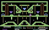 Ultimate Wizard Commodore 64 Collect the key to unlock the exit