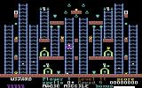 Ultimate Wizard Commodore 64 Lots of ladders on this level...
