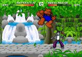 Brutal: Paws of Fury Genesis A jump attack