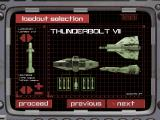 Wing Commander III: Heart of the Tiger DOS Select your ship and weapons