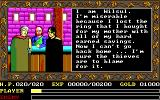 Ys: The Vanished Omens DOS Conversing in the bar (EGA/Tandy)