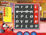 Roary The Racing Car: Pitstop Puzzles Windows Wordsearch: One of the 'tricky' puzzles