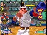 Rival Schools PlayStation Winning is not so easy