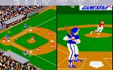 Championship Baseball Amiga I'm up at bat, and here's the pitch...