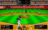 R.B.I. Baseball 2 Amiga Up at bat...
