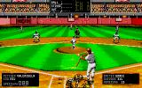 R.B.I. Baseball 2 Amiga Swinging at a pitch