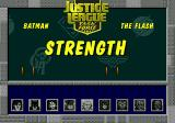 Justice League Task Force Genesis Comparing opponents