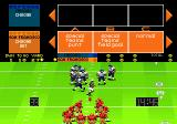 John Madden Football Genesis Tactical options