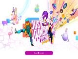 Just Dance 2020 Wii Title Screen