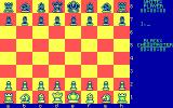 The Chessmaster 2000 DOS Opening moves