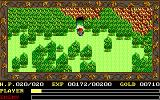 Ys: The Vanished Omens DOS The cave entrance (EGA/Tandy)