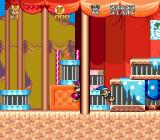 The Great Circus Mystery starring Mickey & Minnie Genesis Cages with enemies