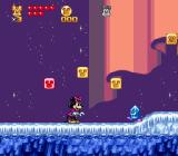 The Great Circus Mystery starring Mickey & Minnie Genesis Icy level