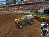 Tough Trucks: Modified Monsters Windows One spin and your race is basically over