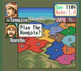 Genghis Khan II: Clan of the Gray Wolf Genesis Playing the mongol conquest